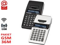 kasa online Datecs WP-50 GSM+WiFi + pakiet 36M